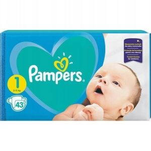 Pampers Newborn №1