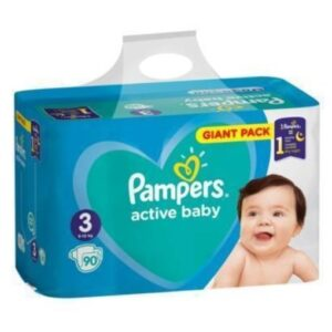 Pampers Active Baby №3