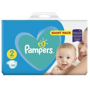 Pampers Active Baby 2