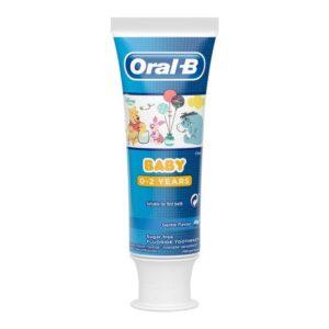паста ORAL-B BABY