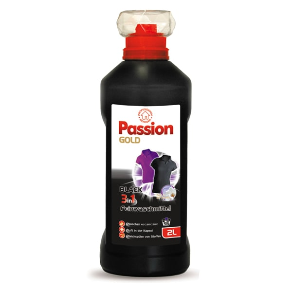 Гель Passion Gold Black