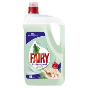 Засіб Fairy м'ята 5
