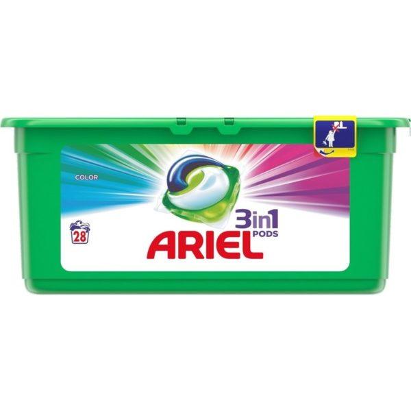 Ariel Color 3 in 1