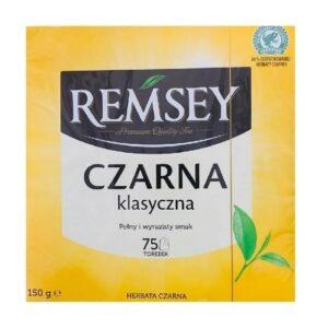 Чай Remsey чорний класичний