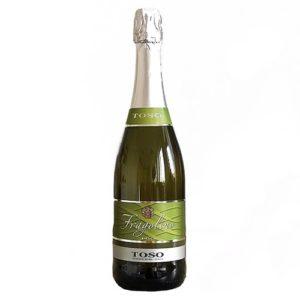 Вино ігристе Fragolino