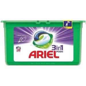 Капсули Ariel Lavender