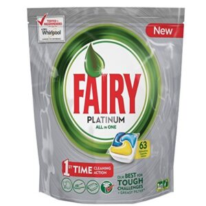 Таблетки Fairy Platinum