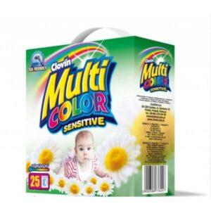 Multicolor Sensitive 2.5