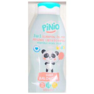 Pinio 3 в 1 жувальна гумка