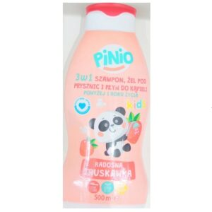 Pinio 3 в 1 весела полуниця