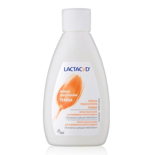 Засіб Lactacyd