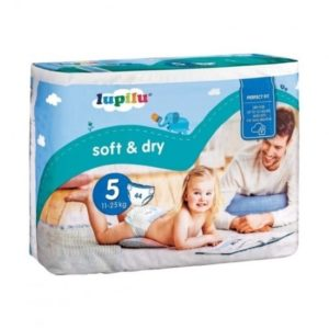 Підгузки Lupilu soft