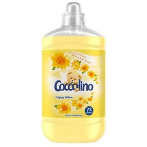 Ополіскувач Coccolino Happy Yellow 1800 мл