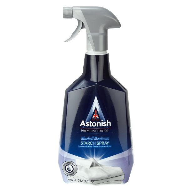 Засіб Astonish Starch Spray 750 мл