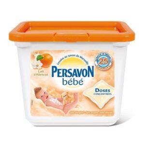 Капсули Persavon BEBE для прання дитячих