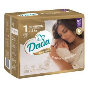 Підгузники Dada Extra Care 1 NEWBORN