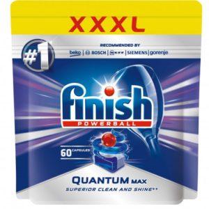 Таблетки Finish Quantum max