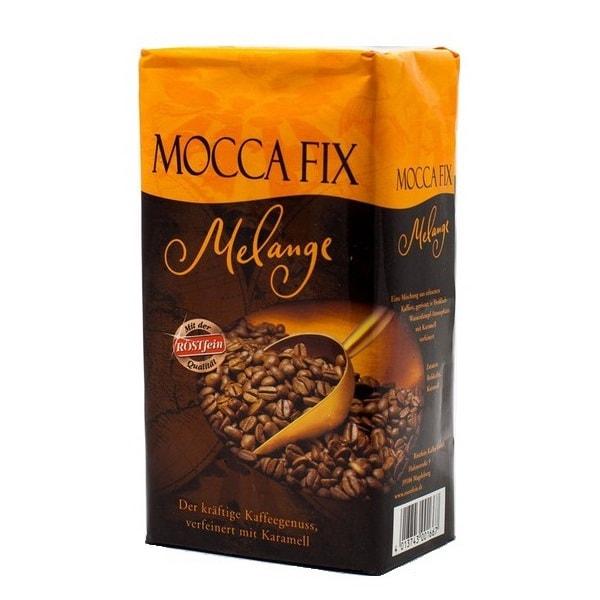 kofe molotyj mocca fix melange 500 g