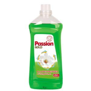 Засіб для миття підлоги Passion Gold жасмін