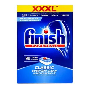 Таблетки Finish Classic Powerball 90 шт