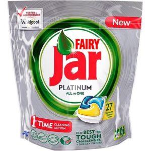 Капсули таблетки Jar Platinum 27 шт